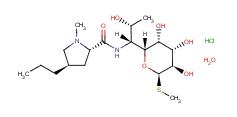 7179-49-9 Methyl 6,8-Dideoxy-6-(1-Methyl-4-Propyl-2-Pyrrolidinecarboxamido)-1-Thio-D-Erythro-Alpha-D-Galactooctopyranoside Hydrochloride monohydrate
