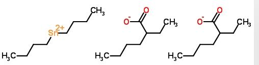2781-10-4 dibutyltin bis(2-ethylhexanoate)