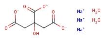 sodium citrate, dihydrate [C<sub>16</sub>H<sub>19</sub>NO<sub>2</sub>S]