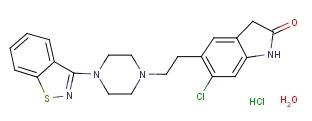 138982-67-9 Ziprasidone hydrochloride monohydrate