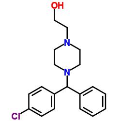 109806-71-5 2-[4-[(4-chlorophenyl)-phenylmethyl]piperazin-1-yl]ethanol