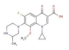 112811-59-3 Gatifloxacin