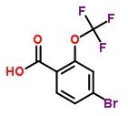 509142-48-7 4-bromo-2-(trifluoromethoxy)benzoic acid