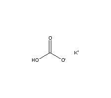298-14-6 Potassium bicarbonate