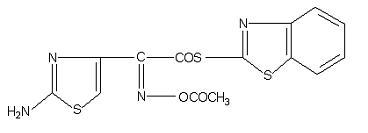104797-47-9 2-(Z)-(2-AMINOTHIAZOL-4-YL)-2-ACETOXYIMINOACETIC ACID-2-BENZOTHIAZOLTHIOESTER