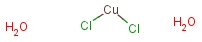 Copper(II)Chloride Dihydrate [H<sub>2</sub>Cl<sub>2</sub>CuO]