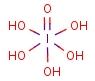 Periodic acid [H<sub>5</sub>IO<sub>6</sub>]