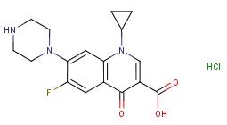 Ciprofloxacin hydrochloride 93107-08-5;86483-48-9