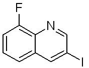 8-Fluoro-3-iodoquinoline