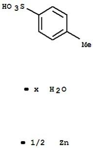 123334-05-4 Zinc p-toluenesulfonate hydrate