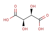 L(+)-Tartaric acid [C<sub>4</sub>H<sub>6</sub>O<sub>6</sub>]