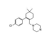 1228780-72-0 1-((4'-chloro-5,5-dimethyl-3,4,5,6-tetrahydro-[1,1'-biphenyl]-2-yl)methyl)piperazine