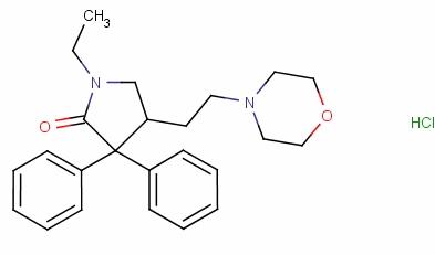 Doxapram Hydrochloride 113-07-5