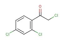 2,2',4'-Trichloroacetophenone [C<sub>8</sub>H<sub>5</sub>Cl<sub>3</sub>O]