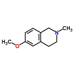 6-methoxy-2-methyl-1,2,3,4-tetrahydroisoquinoline