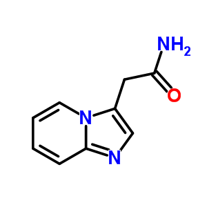 2-(imidazo[1,2-a]pyridin-3-yl)acetamide
