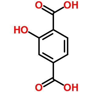 636-94-2 2-hydroxybenzene-1,4-dicarboxylic acid