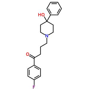 1-(4-fluorophenyl)-4-(4-hydroxy-4-phenylpiperidin-1-yl)butan-1-one
