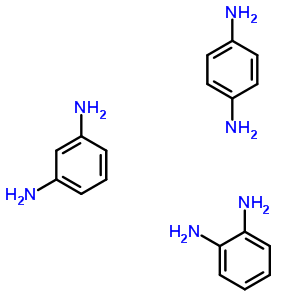 benzene-1,2-diamine,benzene-1,3-diamine,benzene-1,4-diamine