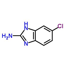 6-chloro-1H-benzimidazol-2-amine