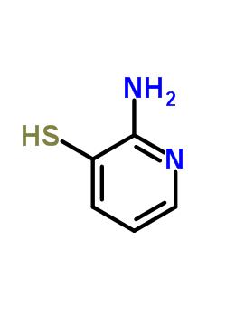 3-Pyridinethiol, 2-amino-