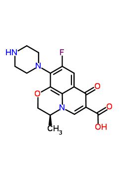 Desmethyl Levofloxacin
