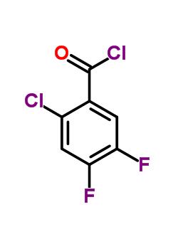 121872-95-5 2-Chloro-4,5-difluorobenzoyl chloride
