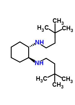 189152-00-9 (1S,2S)-N1,N2-bis(3,3-dimethylbutyl)cyclohexane-1,2-diamine