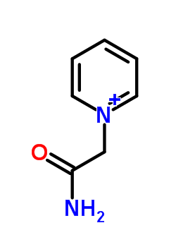 Carbamoylmethylpyridiniumchloride