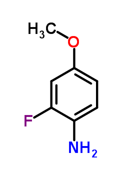 4-Methoxy-2-fluoroaniline