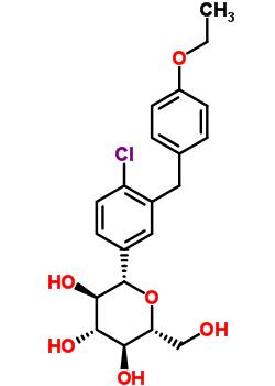 461432-26-8 (2S,3R,4R,5S,6R)-2-[4-Chloro-3-(4-ethoxybenzyl)phenyl]-6-(hydroxymethyl)tetrahydro-2H-pyran-3,4,5-triol