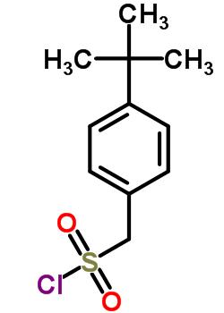 [4-(tert-butyl)phenyl]methanesulfonyl chloride