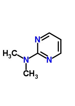 N,N-dimethylpyrimidin-2-amine
