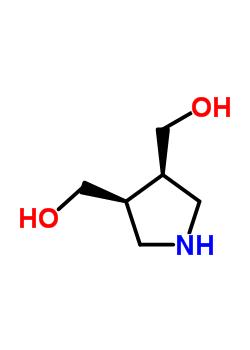 cis-pyrrolidine-3,4-diyldimethanol