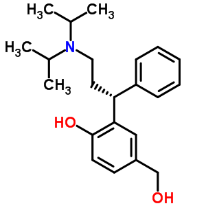 (R)-5-Hydroxymethyl tolterodine 207679-81-0