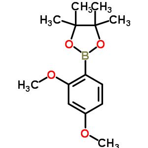 2-(2,4-dimethoxyphenyl)-4,4,5,5-tetramethyl-1,3,2-dioxaborolane