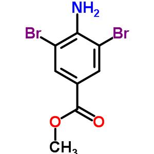 3282-10-8 methyl 4-amino-3,5-dibromobenzoate