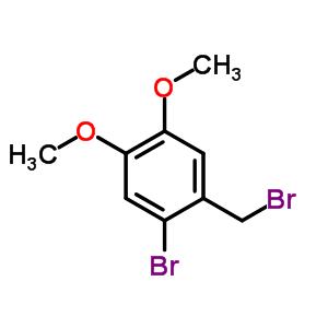 53207-00-4 1-Bromo-2-(bromomethyl)-4,5-dimethoxybenzene