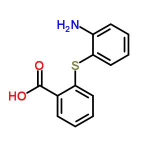 2-[(2-aminophenyl)sulfanyl]benzoic acid