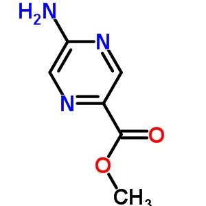methyl 5-aminopyrazine-2-carboxylate