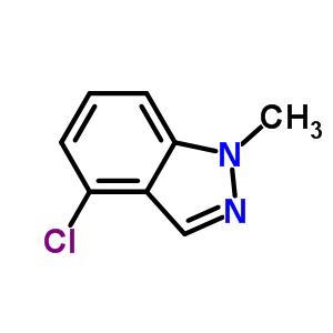 4-chloro-1-methyl-1H-indazole