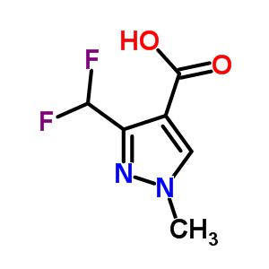 176969-34-9 3-(difluoromethyl)-1-methyl-1H-pyrazole-4-carboxylic acid