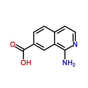 1-aminoisoquinoline-7-carboxylic acid