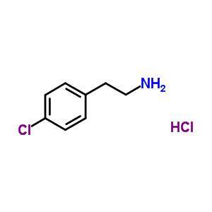 2-(4-chlorophenyl)ethanamine hydrochloride (1:1)