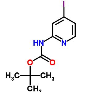 tert-butyl (4-iodopyridin-2-yl)carbamate