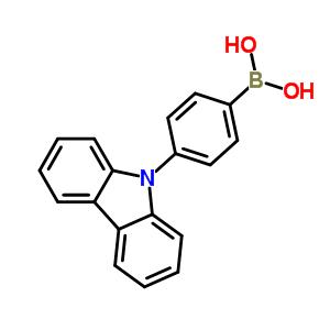 419536-33-7 [4-(9H-carbazol-9-yl)phenyl]boronic acid