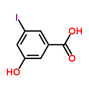 50765-21-4 3-hydroxy-5-iodobenzoic acid