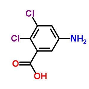 5-amino-2,3-dichlorobenzoic acid [50917-32-3]