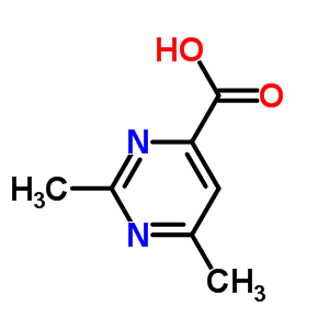 54198-74-2 2,6-dimethylpyrimidine-4-carboxylic acid