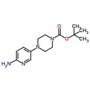 571188-59-5 tert-butyl 4-(6-amino-3-pyridyl)piperazine-1-carboxylate